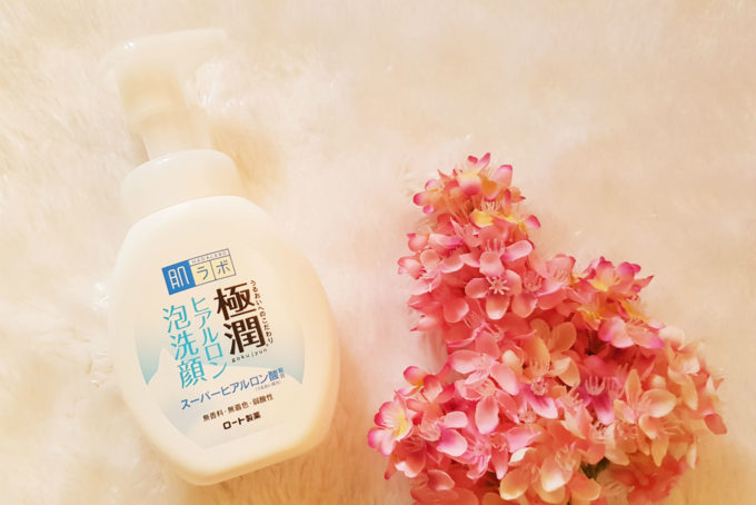 Hada Labo Gokujyun Super Hyaluronic Acid Foaming Wash Review - Style