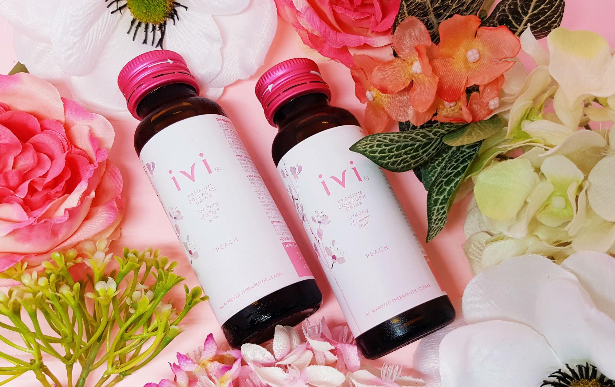 ivi Collagen Premium Drink Review - Style Vanity