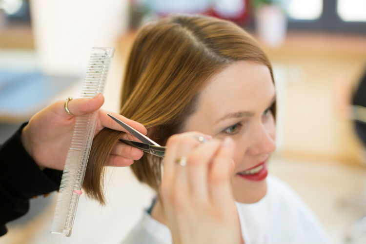 Scissors That Suit All Hairstyling Techniques Style Vanity
