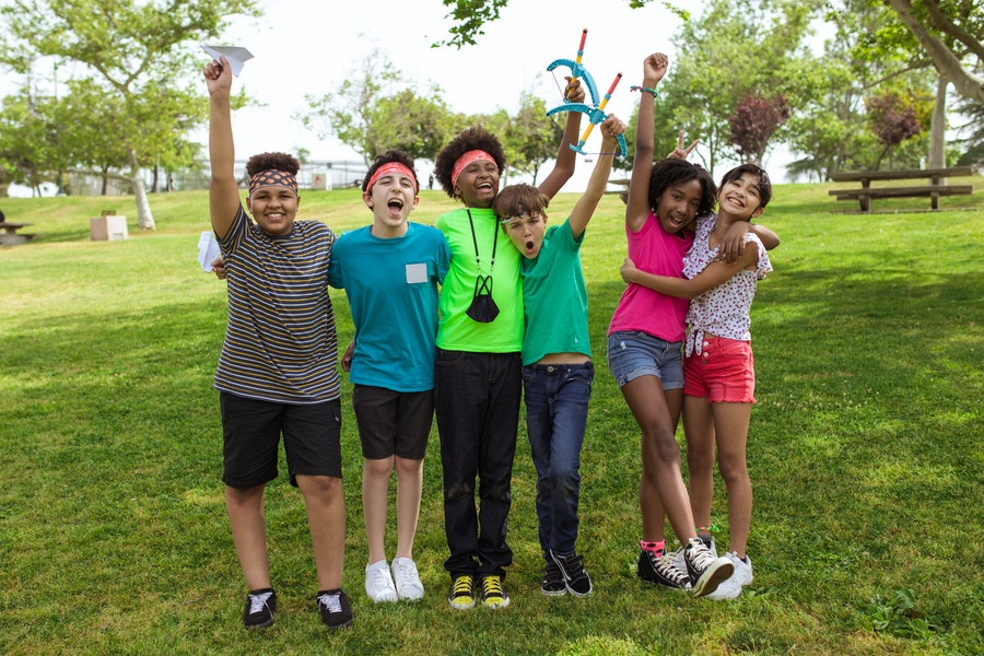 Types of Camps For Kids